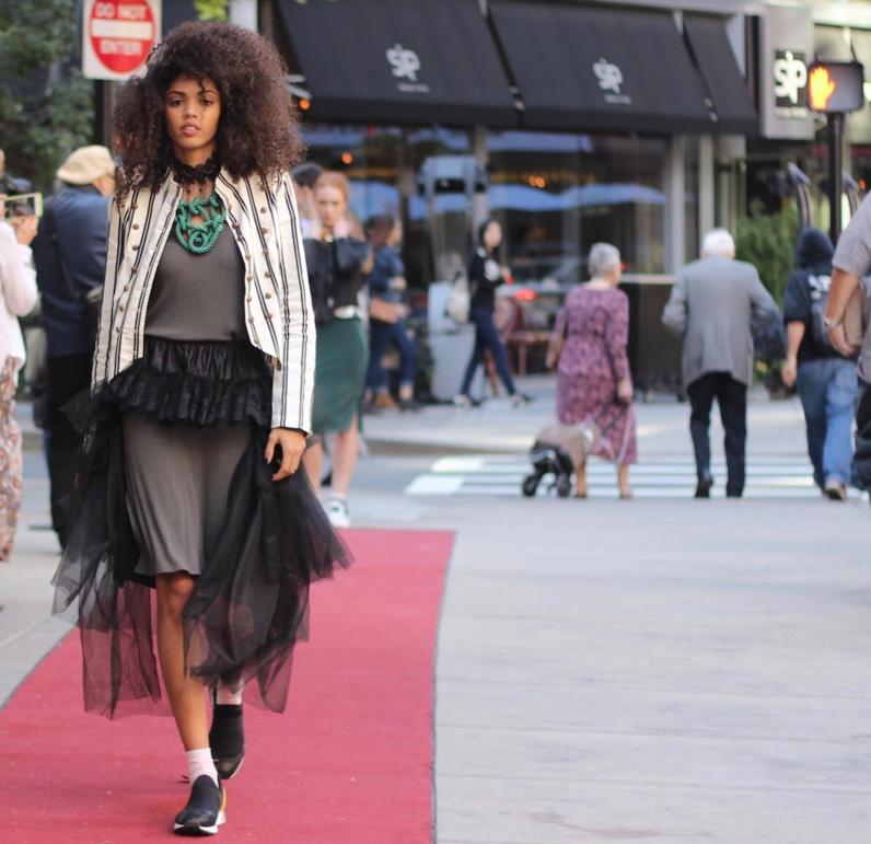Coco comes to life at Boston Fashion Week