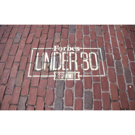 Entrepreneurial experts inspire Boston in Forbes 30 Under 30 Summit