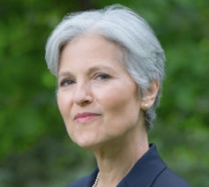 "For those still ""feeling the Bern,"" consider Stein"