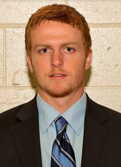 Senior forward Tommy Bishop