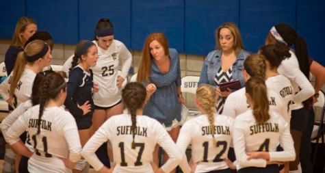 B. Ducharme bumps up Rams volleyball