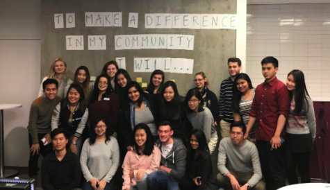 Boston AIESEC chapter discusses importance of privilege with Suffolk community