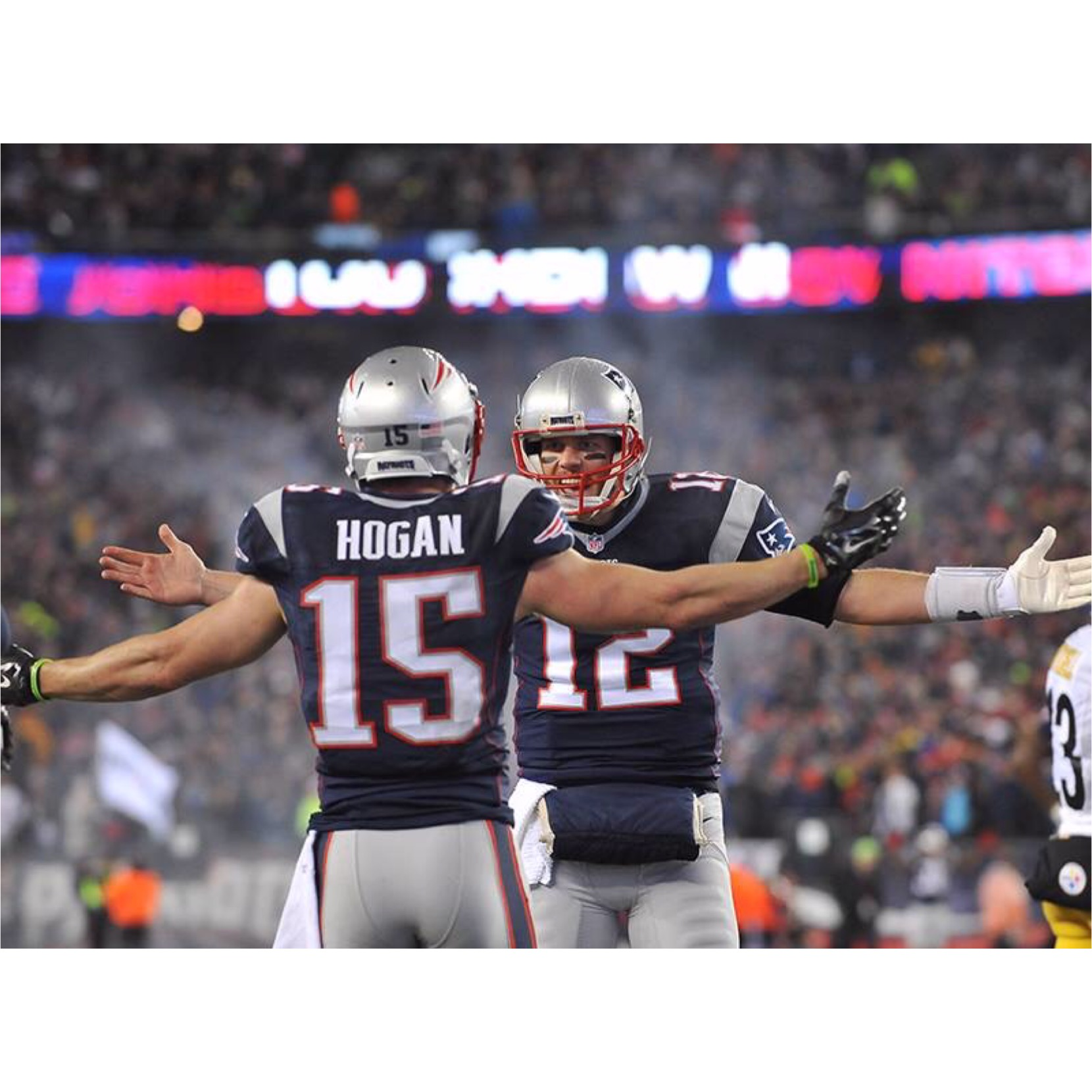 7cc43cbbae7 The Suffolk Journal | Patriots tackle Steelers; NE advances to ...