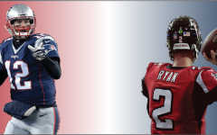 Patriots and Falcons kick-off Super Bowl LI