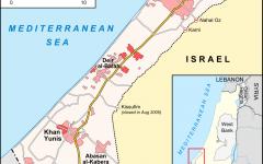 Rothchild recounts grim scenes from Gaza