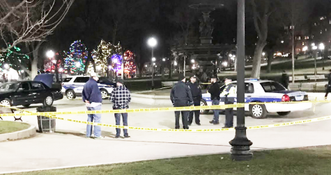 Stabbing in Boston Common, injuries non-fatal