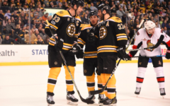 Bruins lose third game in a row, playoff hopes start to dwindle