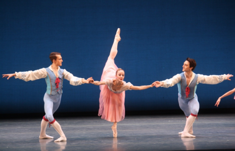 Boston Ballet makes contemporary leaps and bounds