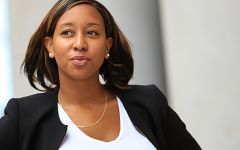 Suffolk Law graduate receives recognition for years of work
