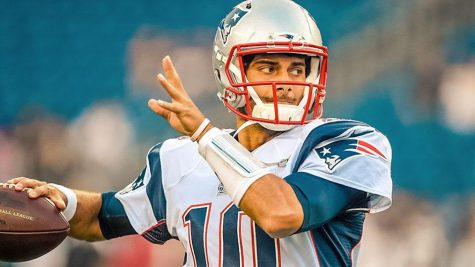 Garoppolo to the 49ers