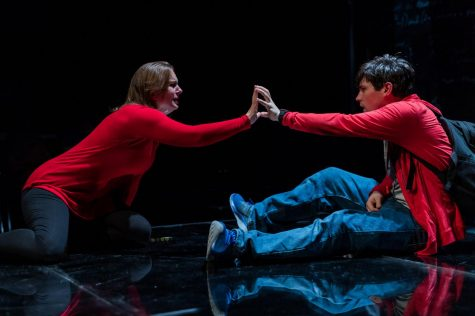 "SpeakEasy Stage Company's restructures concept of autism in performance of ""The Curious Incident of the Dog in the Night-Time"""