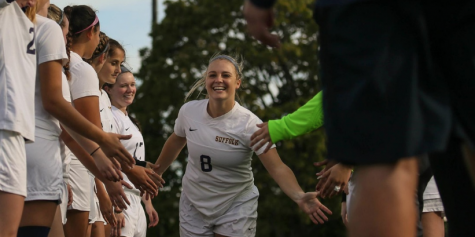 Suffolk soccer scores for fans, university hosts annual Rams Fan Fest