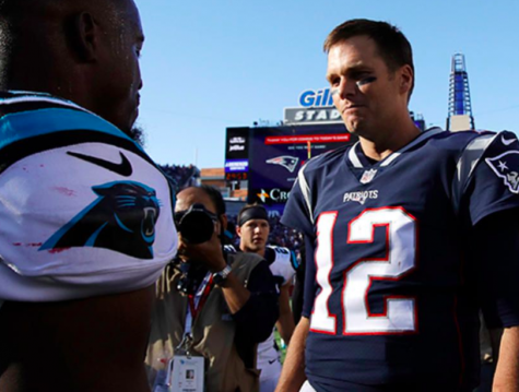 Patriots lose 33-30 to Panthers, fall to 2-2