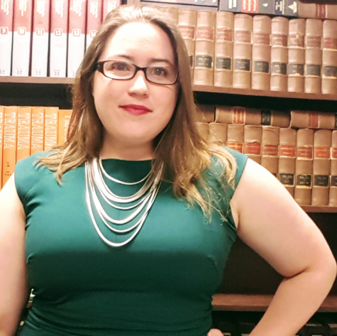 Law student cashes in win: Finalist wins $25,000 scholarship