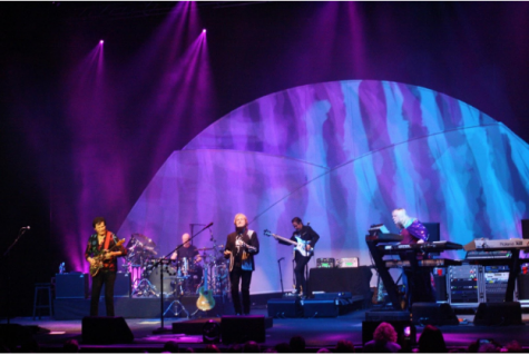 """Yes"" Performs 50th Anniversary Tour in Boston"