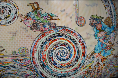 Takashi Murakami brings Japanese art and culture to Boston