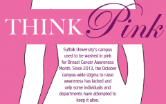 Think Pink: Small efforts shine while campus neglects awareness