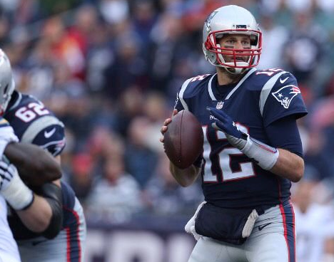 Patriots gain 8th straight win beating the Bills 23-3