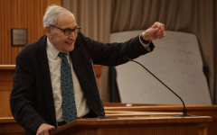 Harvard professor emphasizes student impact on gerrymandering