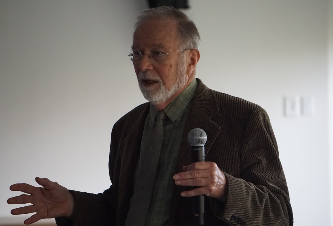 Trinity College Emeritus Professor of philosophy Drew Hyland