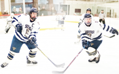 Dual Threat: Henry twins compete past blue-line