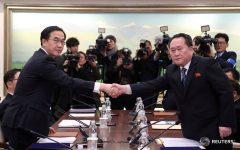 Olympics spark possible peace talks in Korea
