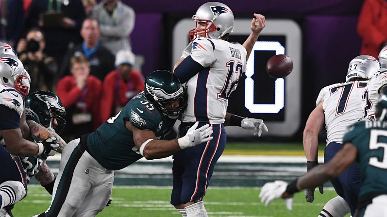 Super Bowl LII: Eagles soar past Patriots