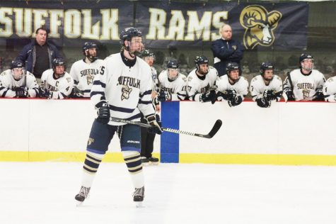 Rams cross the blue-line through the years