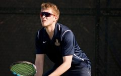 Aiming higher: Men's tennis team preparing to shock GNAC
