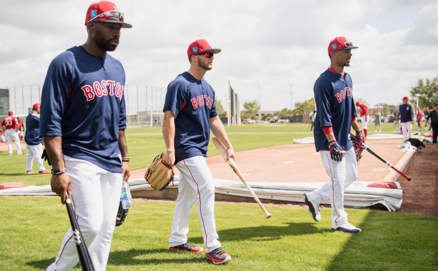 Sox season preview: Changes in the clubhouse look to core young talent