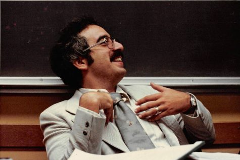 Suffolk Law loses faculty legend