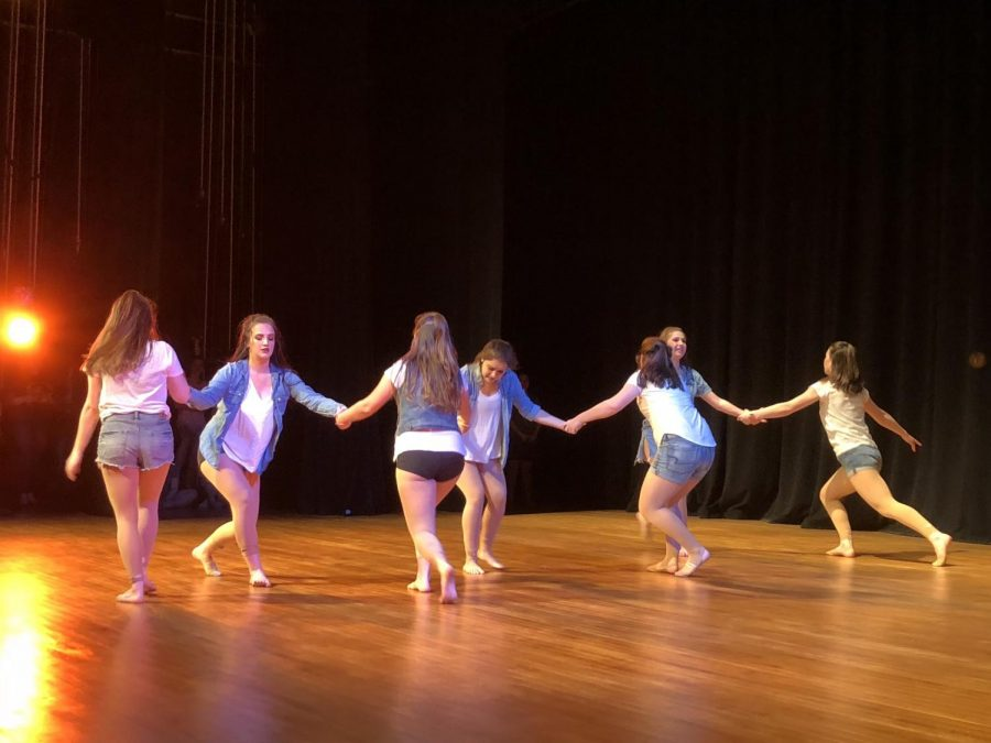 "Suffolk Dance Company leaves it all on the stage in latest performance, ""Sincerely Yours"""