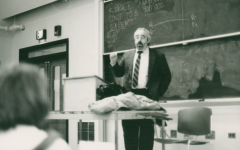 Law professor Jeffrey Wittenberg passes Thursday night