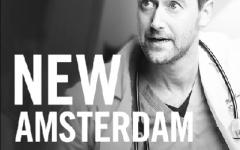A new medical drama: 'New Amsterdam' debuts