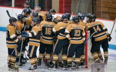 Men's club hockey starts up season