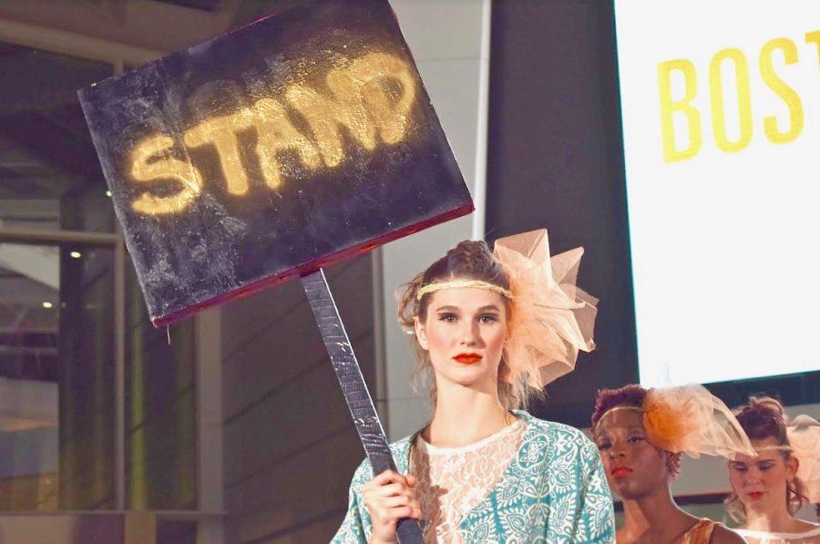 Boston Fashion Week uses fashion to empower