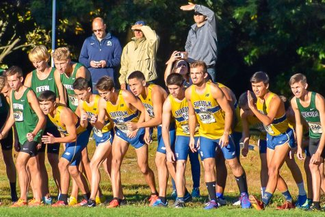 Manfra finishes first collegiate season in full sprint