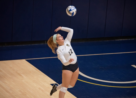 Senior spotlight: Lombardo serves 200 career aces