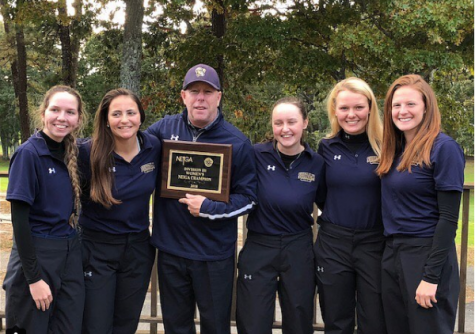 Women's golf aims to become repeat champions