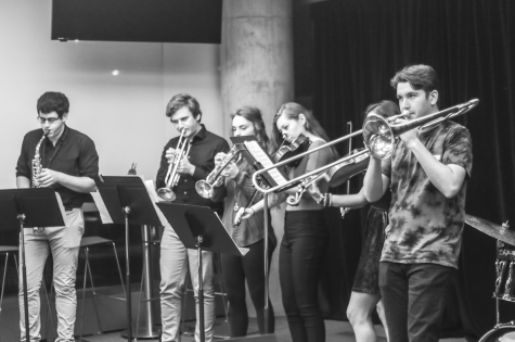"Banding together through jazz: Suffolk Jazz Band plays at ""Ramsgiving"""