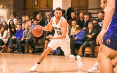 Men's basketball dribbles towards redemption