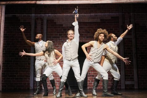 'Spamilton' brilliantly chaffs composer Lin-Manuel Miranda and his groundbreaking musical