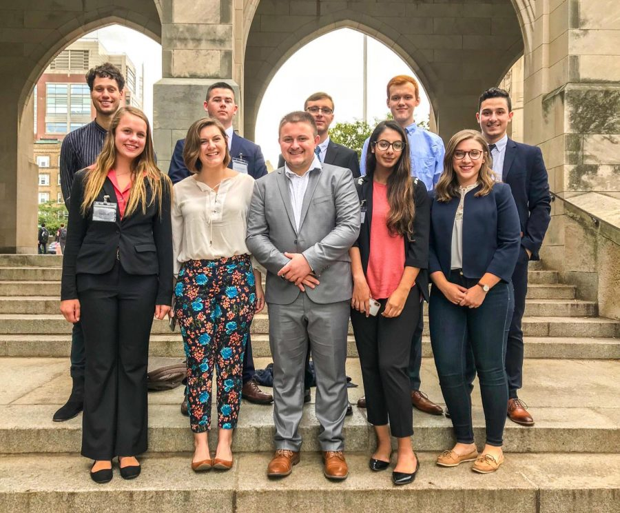 Another successful semester for SUMUN students