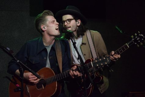 Irish folk duo Hudson Taylor returns to Boston for enthralling show at City Winery