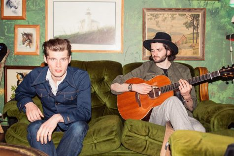 Brothers of folk duo Hudson Taylor embark on US tour after nearly a decade of performing music