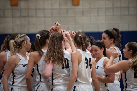 Women's basketball extend win streak against Saint Joesph's