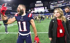 Suffolk alumna lands dream job with Patriots