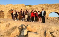 Italy & Israel: Global Travel Seminars inspire students
