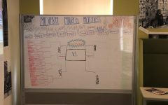 March madness event scores student midterm success