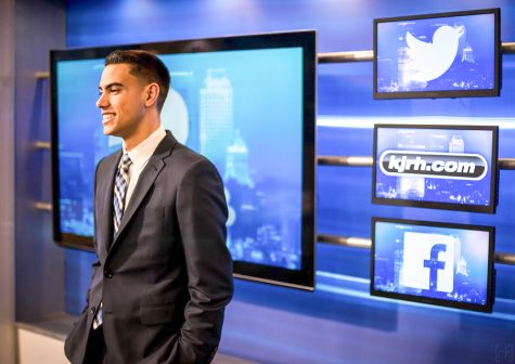 Recent Suffolk graduate breaks into broadcast